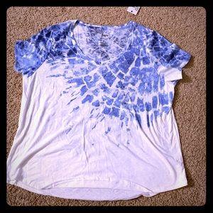 Sonoma tie dye print T-shirt